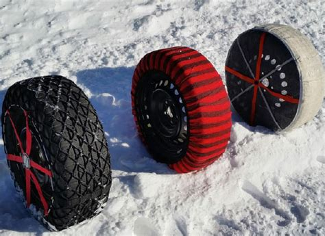 tire socks  alternative  snow tires consumer reports