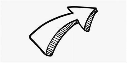 Arrow Curved Shapes Transparent Flechas Flecha Fondo