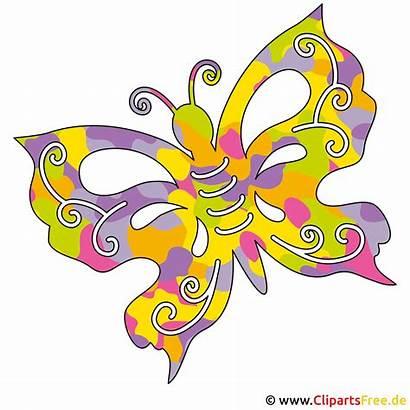 Schmetterling Sommer Clip Gratis Clipart Sommerbilder Sommarbilder
