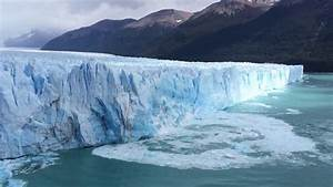 Insane Collapse Perito Moreno Glacier 2016