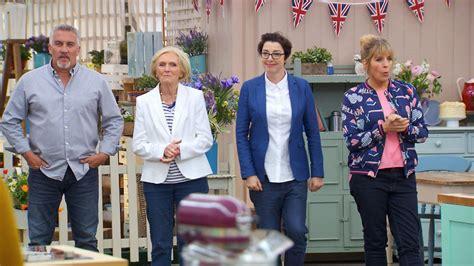 bake british berry mary hosts judges bbc sultana apple swirls cinnamon breaks silence paul quits pastry week food