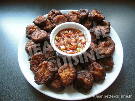 cuisine traditionnel claclo de banane beignets ivoiriens apéritif