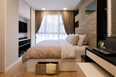 hdb master bedroom design singapore de style interior 4 room hdb at 32 segar road 18853