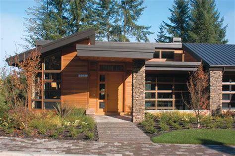 contemporary prairie style house plans small home one contemporary modern house plans at eplans com modern