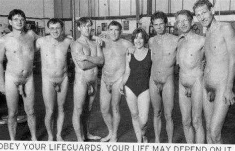vintage cfnm swim team cumception
