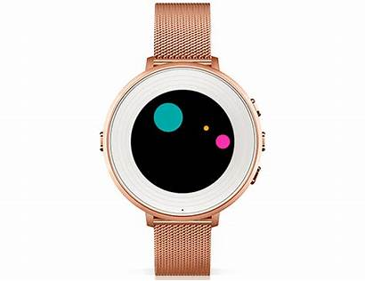 Pebble Round Smartwatch Ttmm Interface