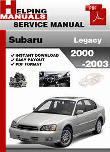 2003 Subaru Legacy Wiring Diagram Pdf : subaru legacy 2000 2003 service repair manual download ~ A.2002-acura-tl-radio.info Haus und Dekorationen