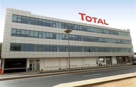 total headquarters senegal alucoil europe
