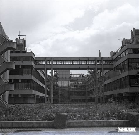 The Brutalist Architecture Of Leeds Shlur