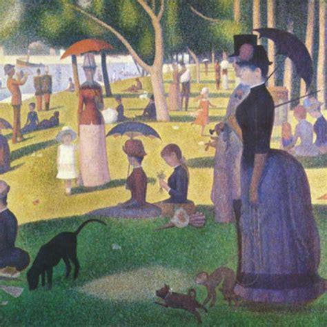 SwashVillage | Georges Seurat Biografie