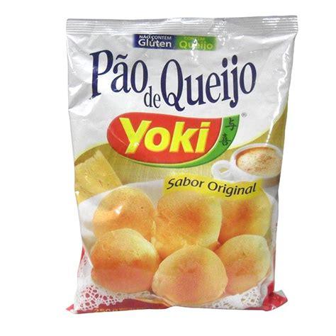 pao de queijo mistura buy yoki brazilian chees bread mix