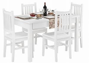 9070 53 W Set Schne Essgruppe Mit Tisch Und 4 Sthlen