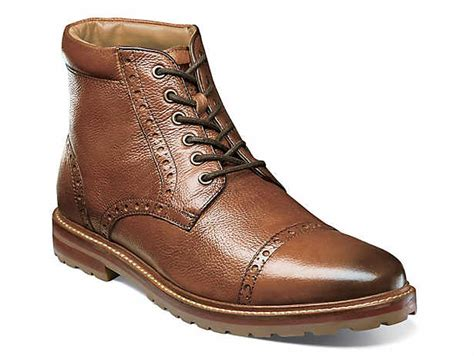 Men's Brown Dress Boots