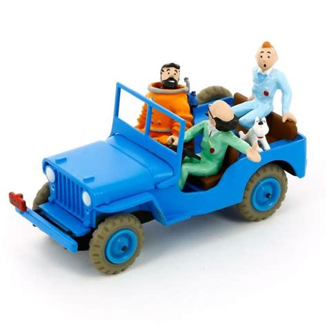 Collection En Voiture Tintin (serie 2) [canalbd]