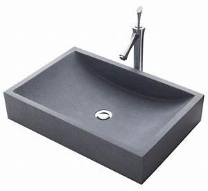 evier a poser ikea faillance de cuisine avec meuble With salle de bain design avec evier granit blanco