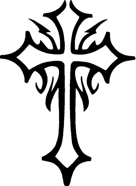 Free CROSS Outline, Download Free Clip Art, Free Clip Art on Clipart Library