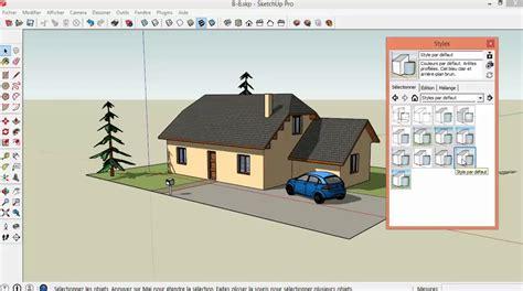 logiciel plan cuisine gratuit tuto gratuit dessiner sa maison avec sketchup avec