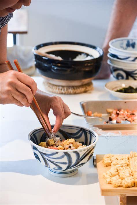cours de cuisine japonaise faire un cours de cuisine japonaise à le polyèdre