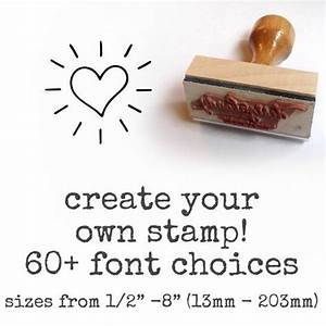 Create your own custom stamp address stamps save the for Create your own address stamp