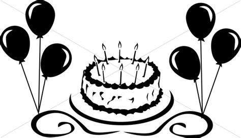 Church Birthday Clipart, Church Birthday Graphics