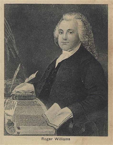 Roger Williams Rhode Island