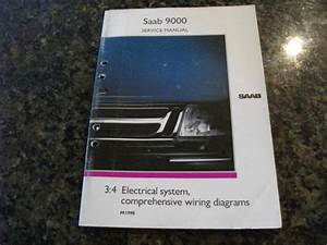 Find 1990 Saab 9000 Electrical System  Comprehensive