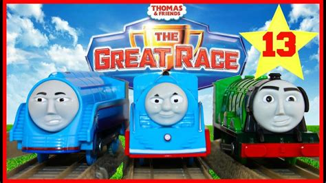 Thomas And Friends The Great Race 13