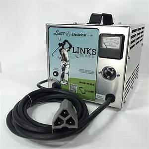 Ezgo Golf Cart Battery Charger Rxv 48 Volt Lester 48v 13a