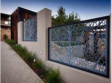 Decorative Fence For Modern Home Design 4 Home Ideas