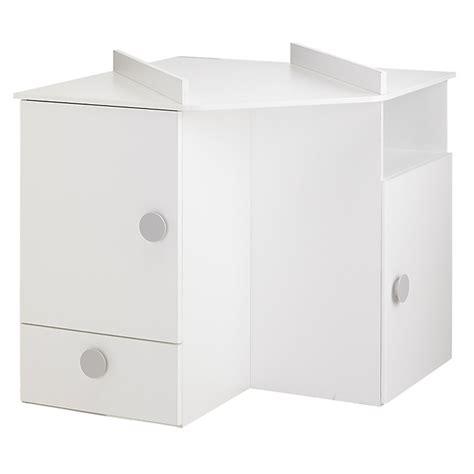 meuble d 39 angle à langer pour enfant camille chambre