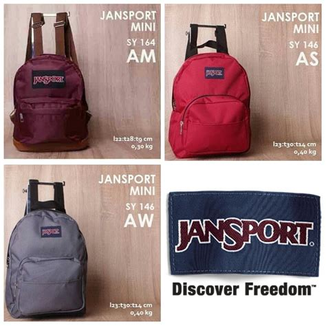 Tas Ransel Jansport Mini 095 jual beli tas nb murah 20rn jansport mini tas jansport