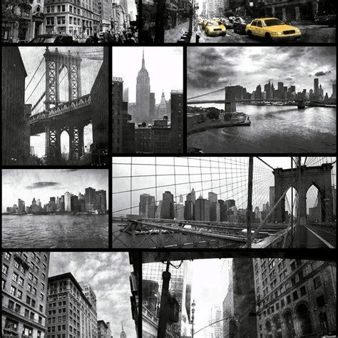 Wallpaper Black And White by Debona New York Wallpaper Black White Decorating Diy