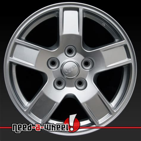 2005 2007 Jeep Grand Cherokee wheels for sale. Silver rims
