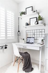 Small, Office, Spaces, Perfect, For, Her