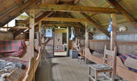 interior  icelandic turf house turf house viking