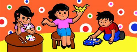 anak kelas tk  bisa belajar   kegiatan seru