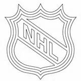 Coloring Hockey Nhl Pages Printable Logos Supercoloring Seahawks Sports Sport Print Crafts Template Colouring Outline Sheets Oilers Seattle Edmonton Animals sketch template