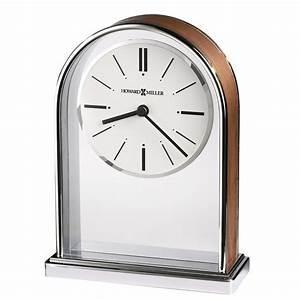 Howard, Miller, Milan, Table, Clock, 645768