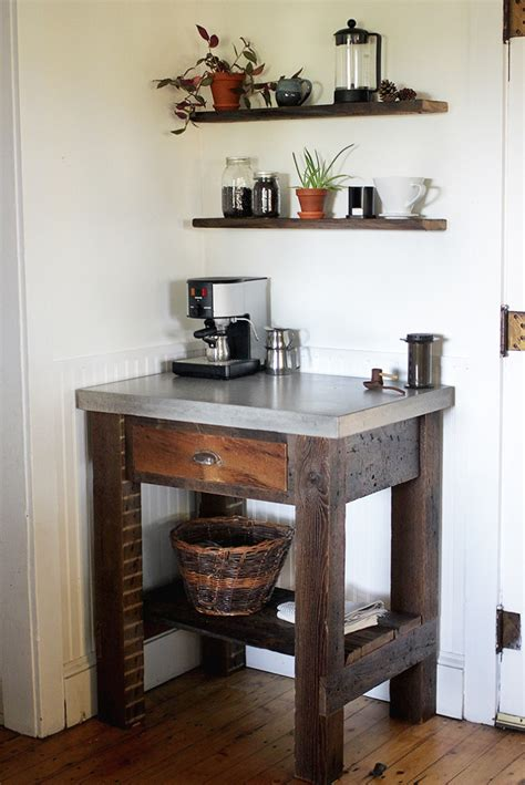 accessories kitchen cabinet diy concrete top coffee bar the merrythought 1149