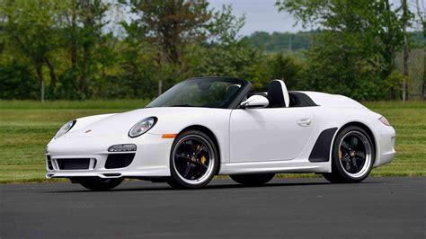 2011 Porsche 997 Speedster by 2011 Porsche 911 Speedster U94 Kissimmee 2017