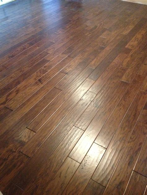Mohawk wood floors   Hickory Chocolate   Hardwood