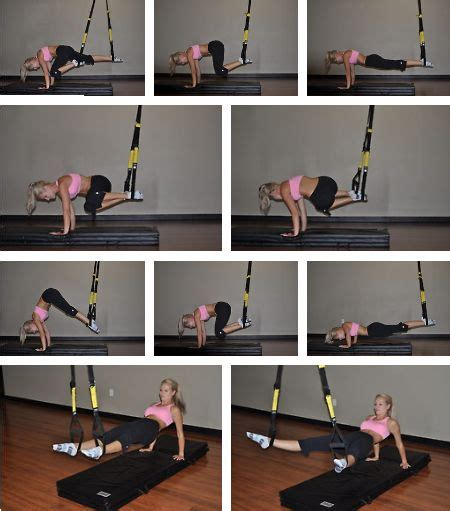 Core Exercises with TRX