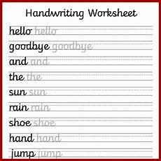 Cursive Handwriting Worksheets  Free Printable! ⋆ Mama Geek
