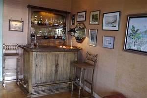 Mini Bar En Bois A Vendre Mzaol