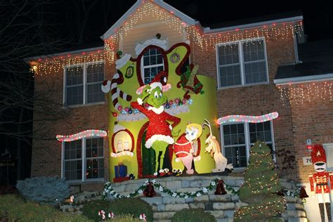 Grinch Outdoor Decorations by Modern Lawn Decorations The Home Decor Ideas