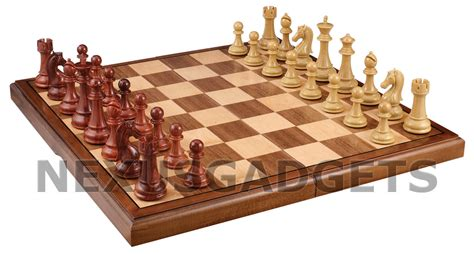 post your new staunton chess sets that cost 100