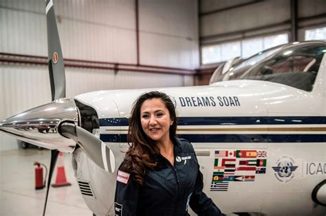 afghan refugee shaesta waiz  youngest woman  fly