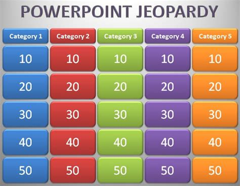 slides jeopardy template jeopardy powerpoint templates best template exles