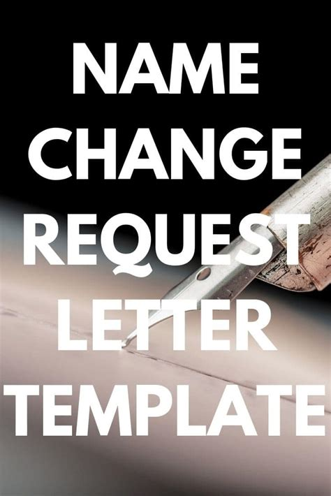 letter  change    marriage template