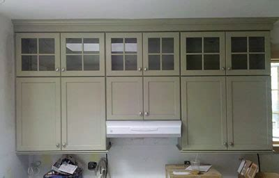 Cabinet Artistry: The 12 Year Kitchen   Bob's Blogs